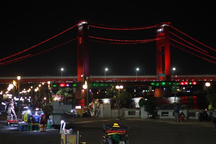 Paket Wisata Palembang Puas Jelajah Kota Pempek