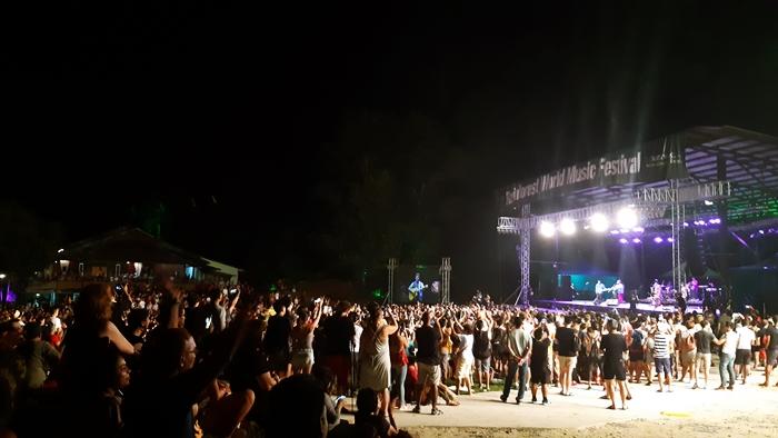 musik tradisional rainforest world music festival
