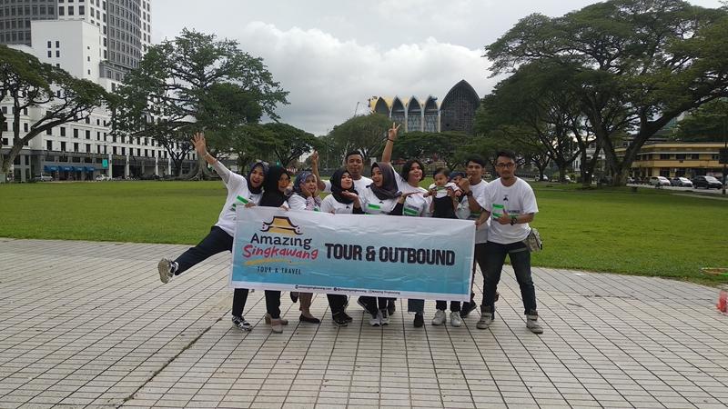 info paket tour pontianak kuching