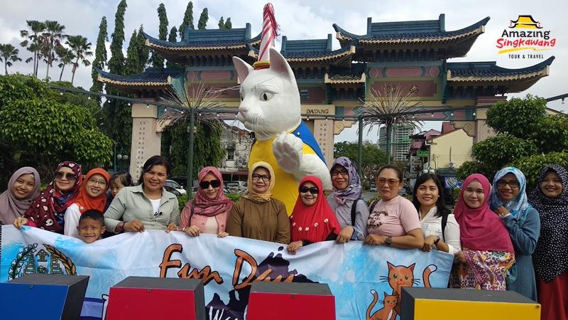 paket tour singkawang kuching